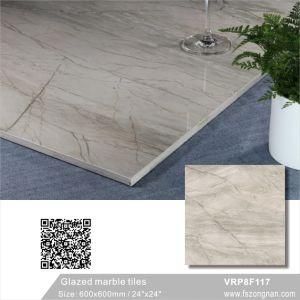 中国フォーシャン完全なボディ大理石によって艶をかけられる床タイル(VRP8F114、800X800mm/32  x32 )