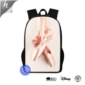 Дешевые цены балет искусства печати рюкзак для девочек Mochilas