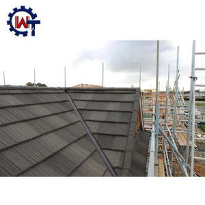 スリランカのHoteの販売のための石造りの上塗を施してある金属の屋根瓦