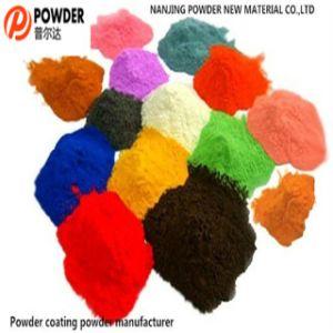化学抵抗力があるカラー粉のコーティング