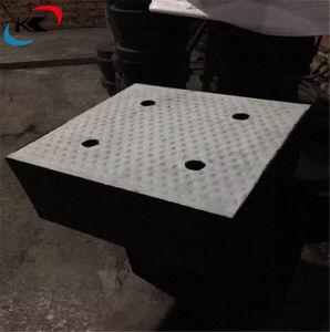 Almofada de apoio elastoméricos laminado em ponte