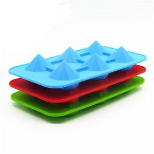 Custom FDA Ice Cube силиконового льда лоток на пресс-формы