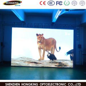 L'intérieur de l'installation fixe Fixe pleine couleur P5 LED affichage vidéo