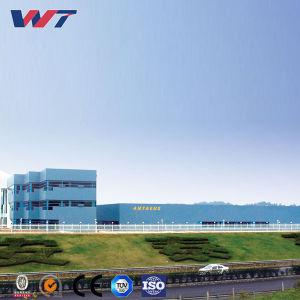 Pre diseñado gran estructura metálica de acero de la construcción de almacén taller