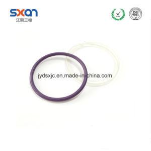 Claro Soft Flat junta EPDM/HNBR/NBR/Viton junta tórica de caucho de silicona