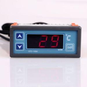 Control de temperatura del congelador para que la temperatura del aceite