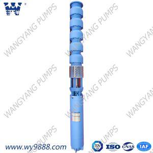 Elektrische versenkbare tiefe Quellwasser-Pumpe
