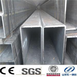 Grand diamètre soudés 200X200 tuyau carré en acier de construction en stock