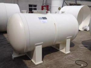 De verschillende PE van de Grootte Tank van de Pekel/Plastic Zoute Tank voor de Behandeling van het Afvalwater