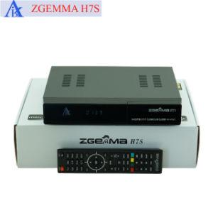 Bester verkaufen4k UHD Satellitenempfänger mit DVB-S2X Multistream Zgemma H7s