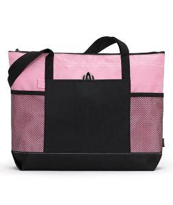Grande borsa Zippered del sacchetto di Tote di acquisto