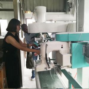 [هونغدفا] [وهت فلوور ميلّ] آلة يركّب في أثيوبيا