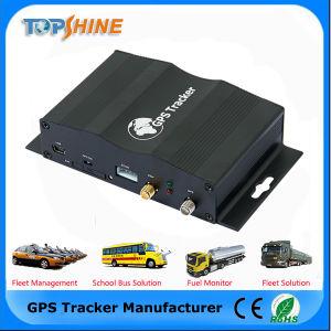 Smart считыватель отпечатков пальцев GPS Tracker с обнаружения определение драйвера защиты от кражи