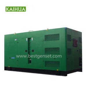 250kVA Cummins leises Dieselgenerator-Set mit niedrigem Kraftstoffverbrauch