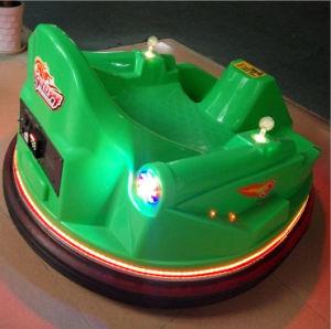 Elevadores eléctricos de parque infantil interior OVNI insufláveis carro pára-choques com controle remoto