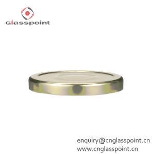 Venda por grosso de 43 mm de alta qualidade torça a tampa metalizado escuro