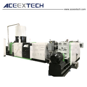 Plastic Machine Recycline voor Raffia