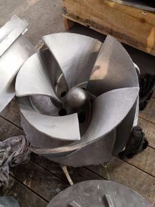 Piezas de bomba Sulzer Ahlstrom APP Apt turbina abierta especial