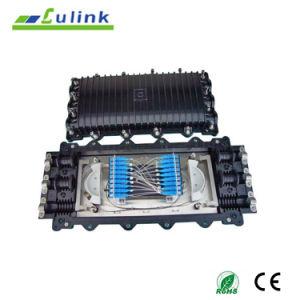 144 Kern-horizontaler Typ 3in Optikspleißstelle-Schliessen der Faser-3out