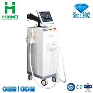Multifonction Laser IPL SHR Opt l'Epilation Permanente de l'équipement de beauté SPA médical clinique de la beauté de la machine de l'Hôpital d'accueil