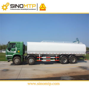 HOWO 8X4 12 Wheeler 30cbm caminhão tanque de combustível