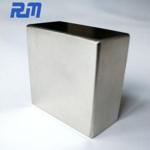 Magnete personalizzato blocco professionale elettrico del neodimio del campione libero N38sh N42 N48 N52 della Cina