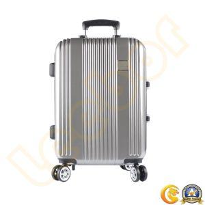 印刷を用いるアルミニウムフレームの荷物のスーツケースあなた自身のロゴのブランド