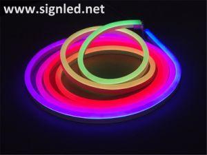 8*15mm/10*10mm/6*12mm de largura da faixa de néon/Luz de LED de sinais