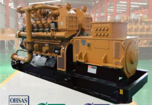 500квт биогаза природного газа СПГ СИСТЕМЫ ПИТАНИЯ СЖИЖЕННЫМ ГАЗОМ электрической мощности генератора