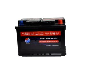 Chine Prix de bonne qualité Fabricant scellé DIN Mf75 12V