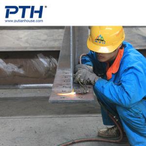 De pequeño tamaño, estructura de acero y la construcción de la casa de construcción prefabricados