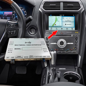 Carro Naviogation GPS GPS portátil multimédia Android Navigator para Ford Explorer