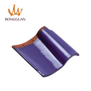 De blauwe Tegels van het Dak van de Klei van het Type van Kleur S Spaanse Verglaasde