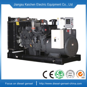 중국 휴대용 전기 디젤 엔진 발전기