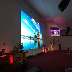 L'aluminium Location Die-Casting P5mm Affichage LED couleur intérieure pour la publicité