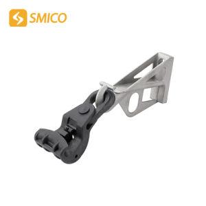 1.1A de material plástico de la suspensión de cable aislado abrazadera para cable ADSS