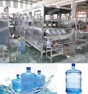 5 het Vullen van de Drank van het Water van Barreled van de gallon Machine