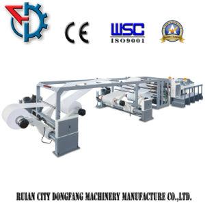 Máquina de láminas Rotary-Blade servoaccionamiento