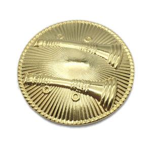 Förderndes kundenspezifisches Goldende Badges ReversPin für Andenken (169)