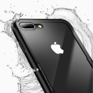 Het nieuwe Mobiele Geval van het Glas van de Telefoon voor Iphome8/X/8plus