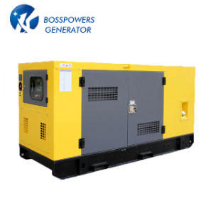 Бесшумный 1500 об/мин 96 квт электрической звуконепроницаемых Lovol дизельного генератора