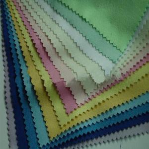 100% à prova de poliéster Pongées para tecido de vestuário