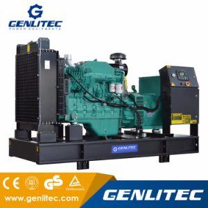 Generatore diesel della fabbrica 200kw/250kVA della Cina con il motore di Cummins 6ltaa8.9-G2