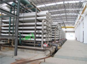 200t de industriële Installatie van de Behandeling van het Water van het Systeem RO Zuivere
