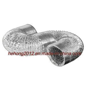 Os tubos de alumínio flexível Non-Insulated