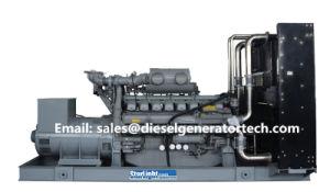 Generador eléctrico diesel de 110kw/generador silencioso con motor Perkins