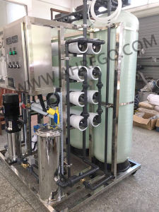 ROの水処理装置(2000L/H)