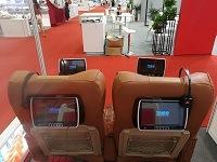 Sistema di intrattenimento del bus/automobile da 10.1 pollici video a richiesta per il bus di giro