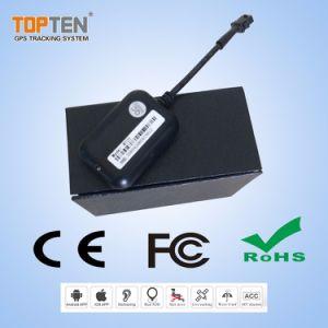 Mini водонепроницаемый GPS Tracker без подключения АКК и может быть двусторонний разговора (MT05-SU)