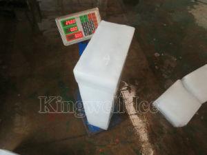 Poupança de energia do bloco de resfriamento direto automática máquina de gelo